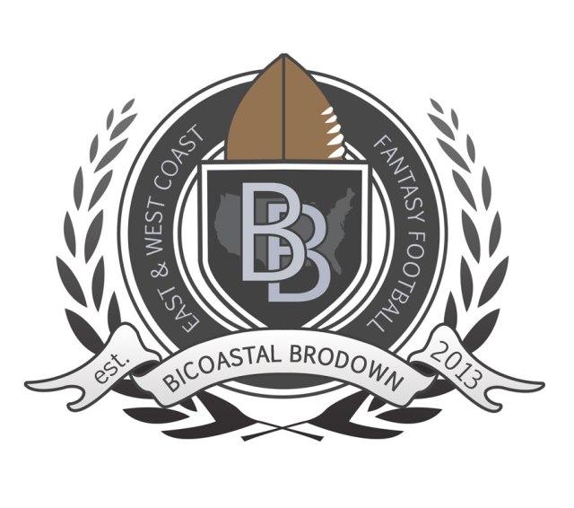 2014 Bicoastal Brodown Logo