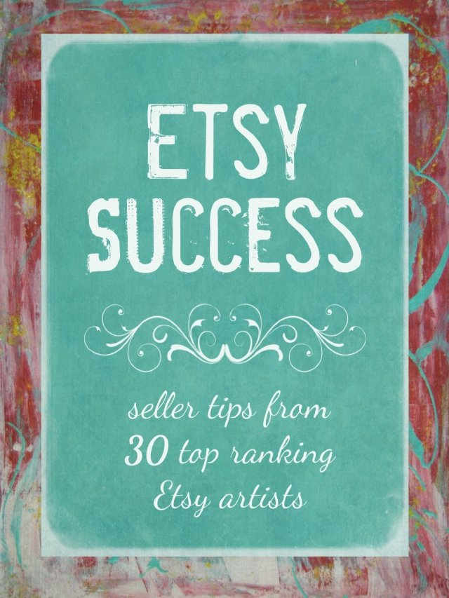 Etsy Success E-Book